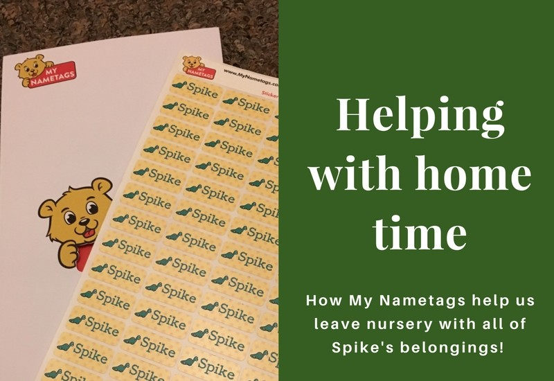 Helping with home time: a My NameTags review